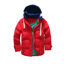 Kids Fashion Winter coats & Jacket Boys Winter Outerwear Kids Casual Jackets Boys & Girls Winter Jacket Kids Ziper Clothes New