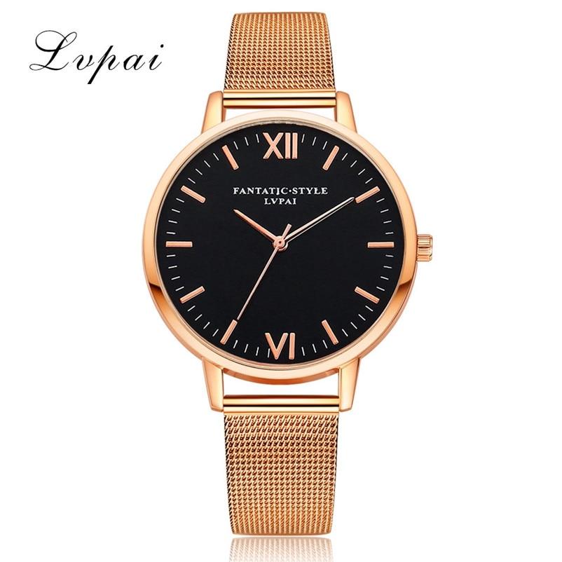 2018 High Quality Women's watches brand luxury fashion ladies watch Quartz Wristwatch Clock Ladies Dress Watches Reloj J27#N (12)