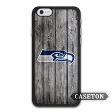 Seattle Seahawks Football Case For iPhone 7 6 6s Plus 5 5s SE 5c 4 4s and For iPod 5