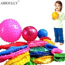 Super recommend 20 cm thickening air massage ball hedgehog kindergarten patted the ball ball bounce ball toys