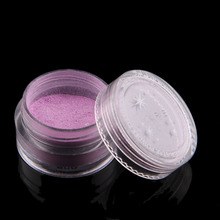 2 Pcs/Set Colorful Fashion Women Eye Shadow Pigment Mineral Shimmer Highlighters Glitter Eyeshadows Powder Makeup Beauty(China)