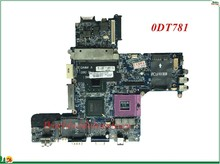 High Quality MB 0DT781 For Dell Latitude D630 Laptop Motherboard Integrated DDR2 100% Tested&Testing Video Support(China)
