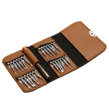 Mini  Precision Screwdriver Set 25 in 1 Torx Electronic Screwdriver Opening Repair Tools Kit for iPhone Camera Watch Tablet PC
