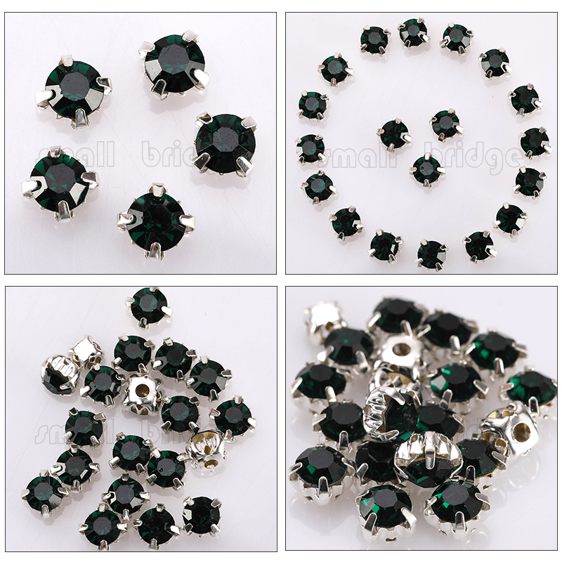 Glass Stone For Clothing (14)