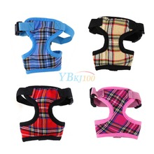 Adjustable 4 Colors Mesh Vest Pet Dog Puppy Vest Type Traction Rope Pet Leash Walking Tool size Dog Harness