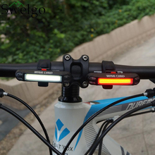 Buy Rear Bike light Taillight Safety Warning USB Rechargeable Bicycle Light Tail Lamp Comet LED Cycling Bycicle Light tail light for $7.82 in AliExpress store