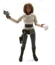 Dr. Doctor Who Series 5 River Song Loose Action Figure Figurine Toy Doll(China)