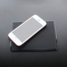 1X Car Interior Sticky Silicon 15x11cm Anti-Slip Mat Dashboard Sticky Pad Non Slip For Phone Box Sunglass Holder Free Shipping