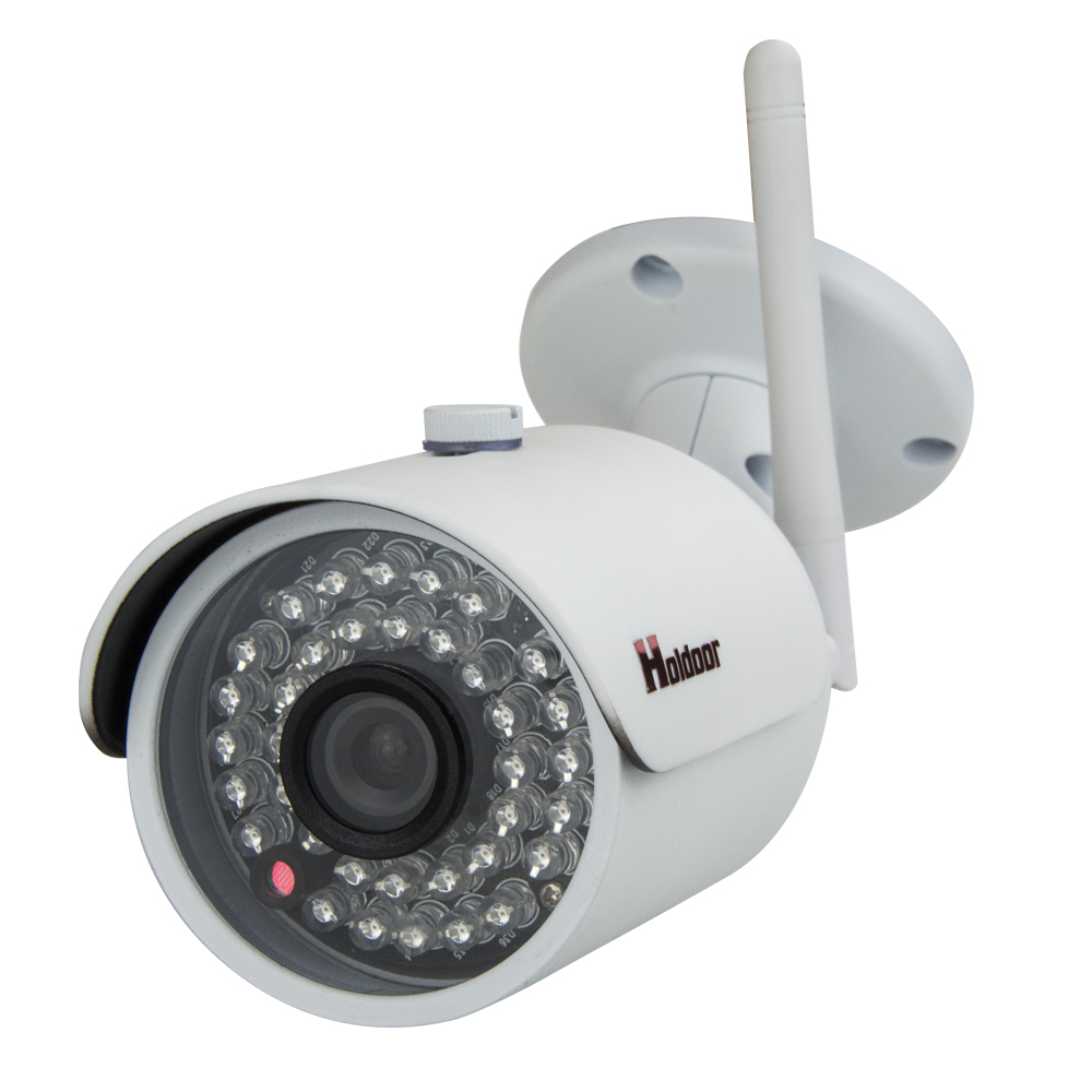 ip camera 720P/1080P HD wi-fi Wireless Outdoor Waterproof  IR Night Vision Onvif Remote View security camera with sd card slot<br>