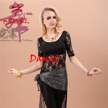 2016 new bollywood dance costumes 3piece(top+waist sealing+pants) belly dance scarves free size women clothing set free shipping