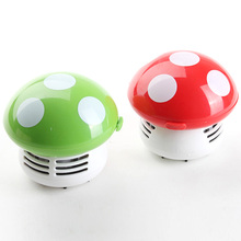 Novelty Vogue Best Mushroom Mini Dust Collector Stylish Handmade Products Personality(China)