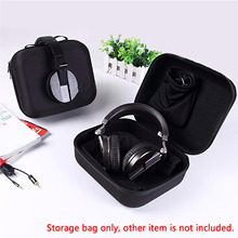 Vococal Headphone Headset EVA Hard Storage Carrying Bag Case Box Pouch for Beats STUDIO Solo 2 HD Bose QC2 QC15 Sennheiser(China)
