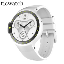 Ticwatch S Smart Watch Phone Bluetooth 4.1 WIFI GPS Heart Rate IP67 Water resistant Watch Phone Android Wear for Android/iOS(China)