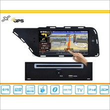 For Audi A4 A5 2008~2013 Car S100 Multimedia System / Radio Stereo CD DVD TV GPS Map Nav Navi Navigation HD Touch Screen