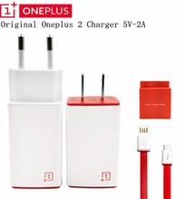 original oneplus 2 charger USB charger oneplus two mobile phone charge device &charg cable Portable Smart Mobile Phone Charger(China)