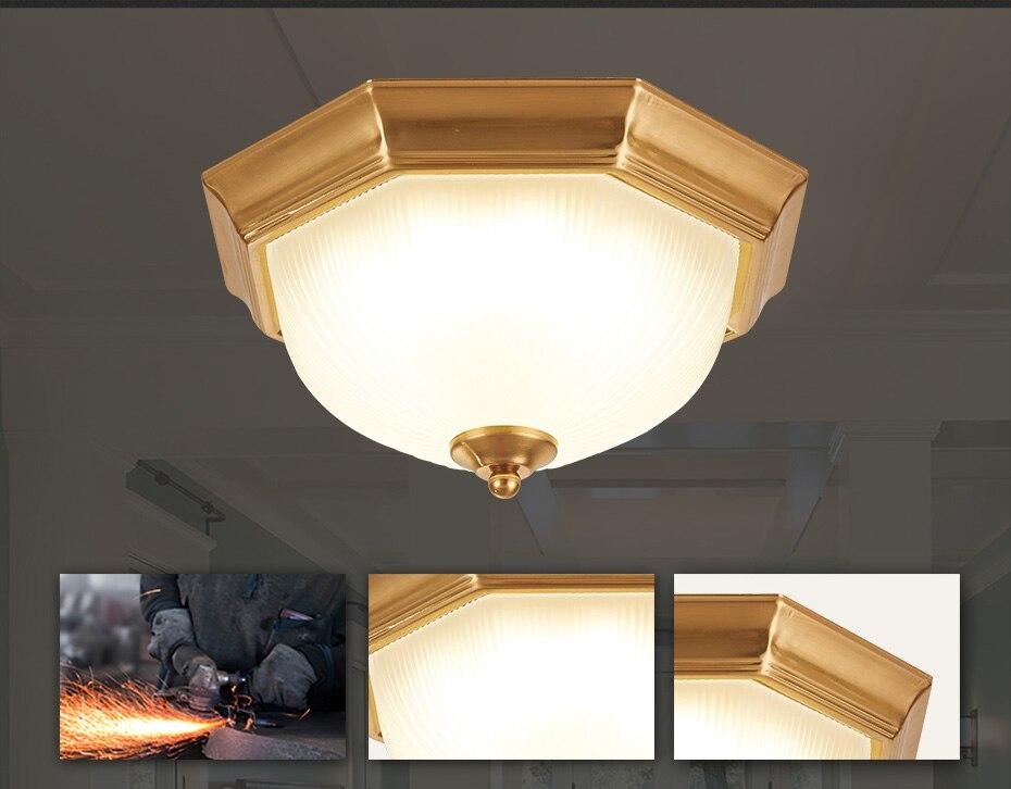 Plafoniere In Cristallo Miglior Prezzo : Acquista ac v plafoniera in vetro oro ha condotto le lampade