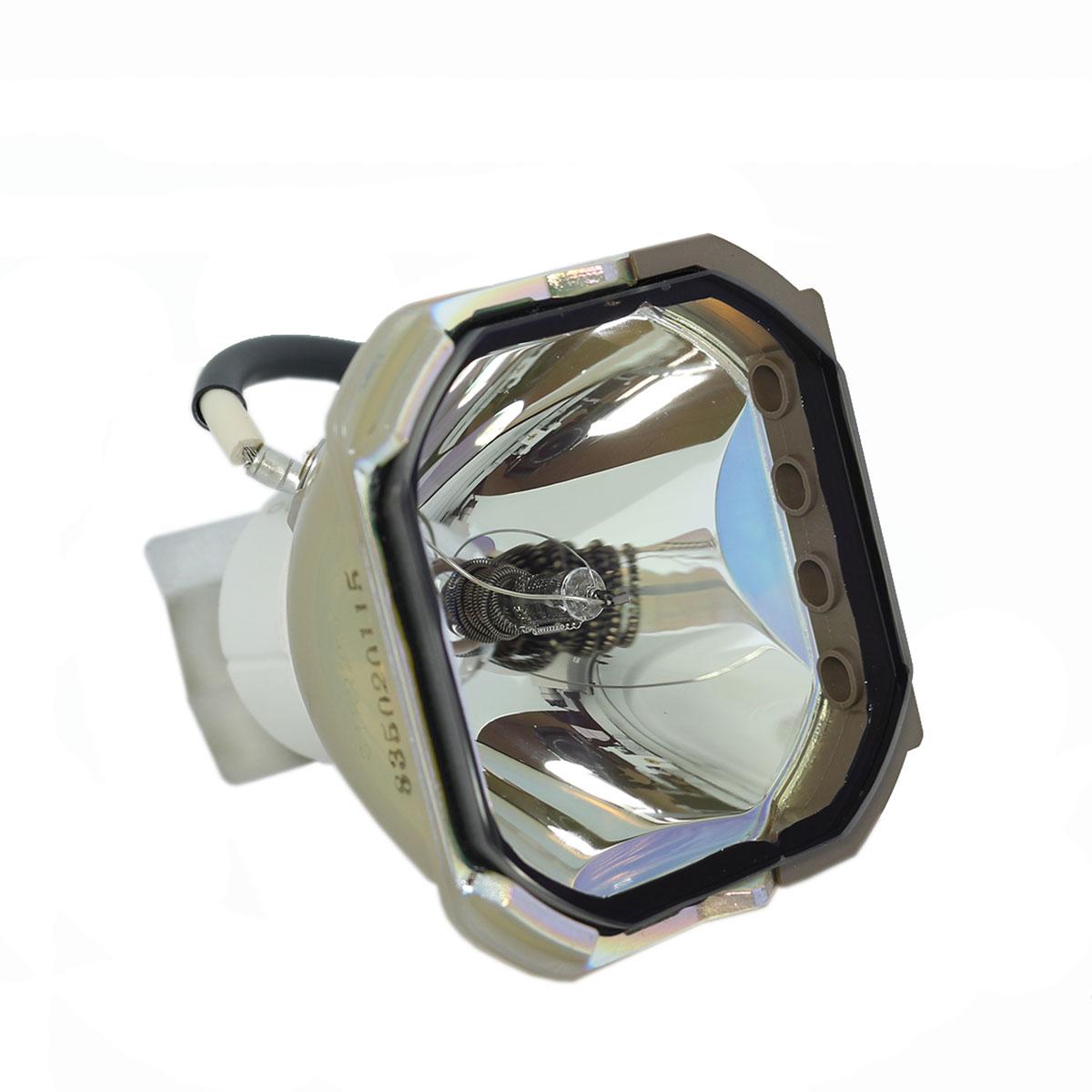 Compatible Bare Bulb TLPLX10 TLP-LX10 for Toshiba TLP-MT7 TLP-X20 TLP-X21 TLP-X21DE TLP-X20DE TLP-X11 Projector Lamp Bulb<br>