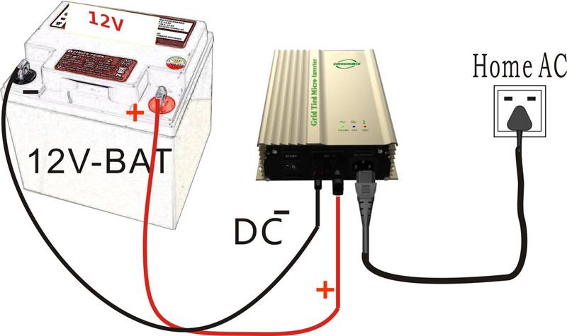 500w12V-battery