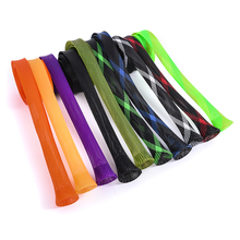 10 Colors 170cm Fishing Rod Cover Carp Fishing Rod Sleeve Rod Sock Pole Glove Protector Tools Fishing Tackle(China)