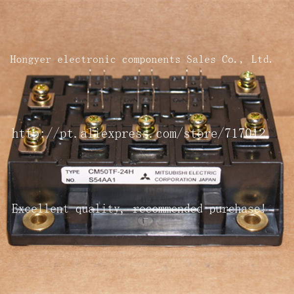 Free Shipping CM50TF-24H No New(Old components,Good quality) IGBT Power module:50A-1200V,Can directly buy or contact the seller<br><br>Aliexpress