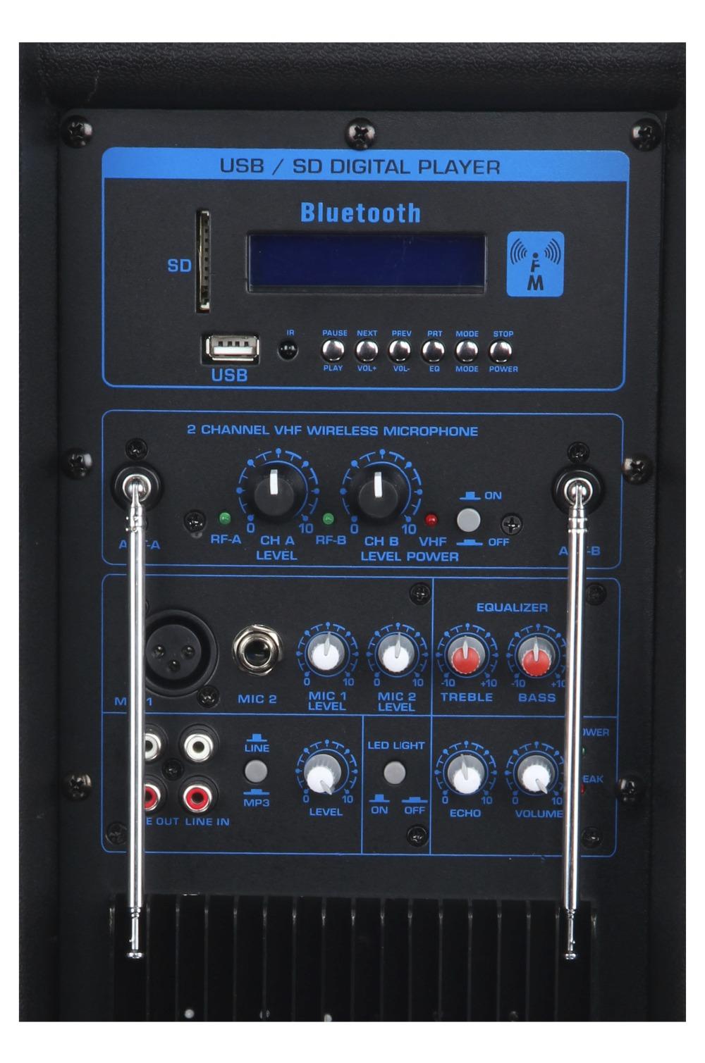 4500w 15\'\' powered speaker (5)