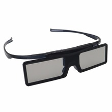 GX-21AB Active Shutter Universal 3D Glasses For Samsung/Panasonic/TCL/Thomson/Toshiba/IKEA 3D TV(China)