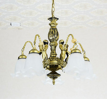 5 Arms modern classical crystal chandelier lustres de cristal chandelier ceiling lamps lights factory direct sale