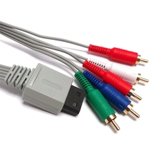 High Quality Component HDTV AV High Definition AV Cable for Wii /FOR WiiU(China)