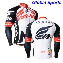 New 2017 Men's CUBE team spring cycling jackets Ropa ciclismo Invierno/mtb school bike racing Long cycling clothing