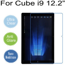 "For Cube i9 Top quality Clear/Matte/Nano anti-Explosion Screen Protector For Cube i9 12.2"" Protective Film Not Tempered Glass"