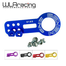 WLRING STORE- BENEN FRONT TOW HOOK FOR HONDA CIVIC CRX FOR ACURA INTEGRA RSX TSX EG EK DC FG WLR- THB41(China)