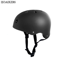 Safe Helmet Hard Hat Kids ABS Insulation Material Cycling Skating Rock Climbing Skateboard Breathable Waterproof Protect Helmet(China)