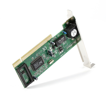 Centechia 10/100 Mbps RJ45 Ethernet NIC LAN Network PCI Card Adapter for Computer PC