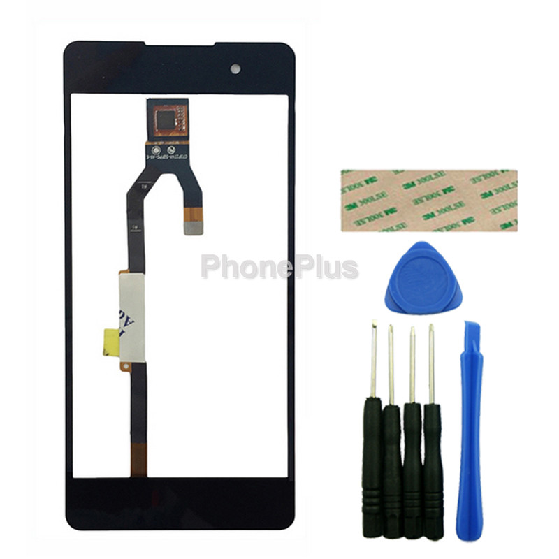 Outer Front Touch Screen Digitizer Glass Panel Replacement Repair Part For Sony Xperia E5 F3311 F3313<br><br>Aliexpress