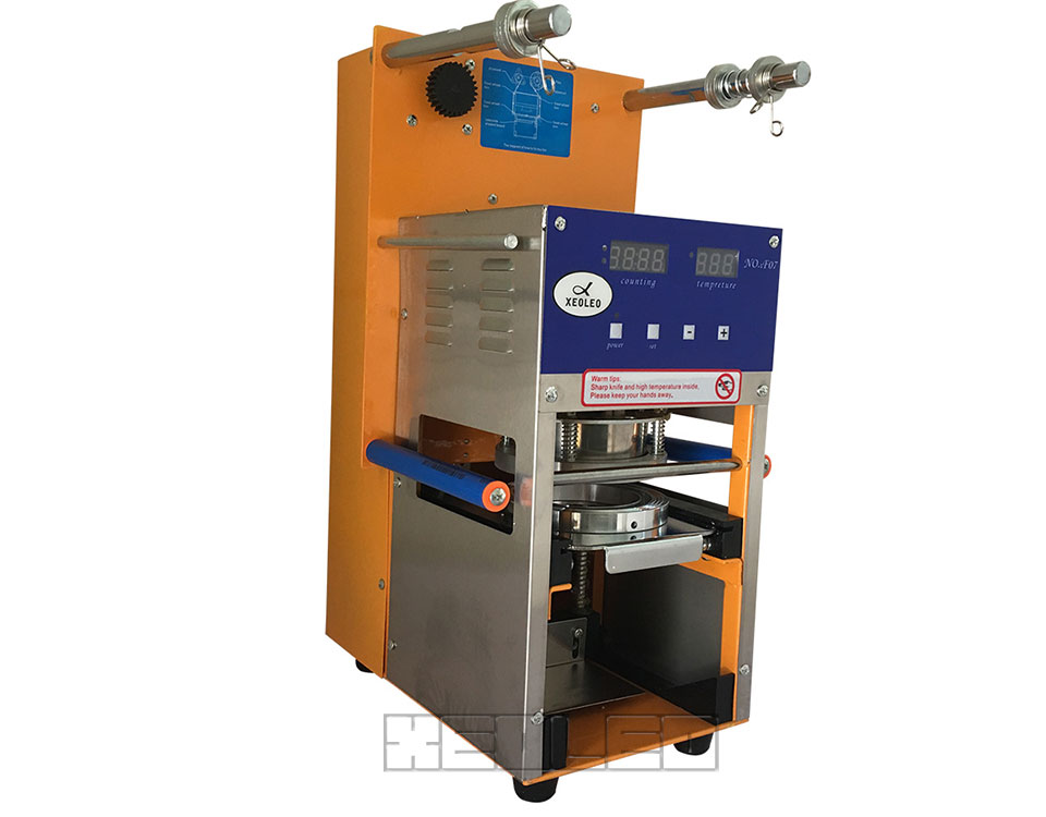 Automatic Cup Sealing Machine (3)