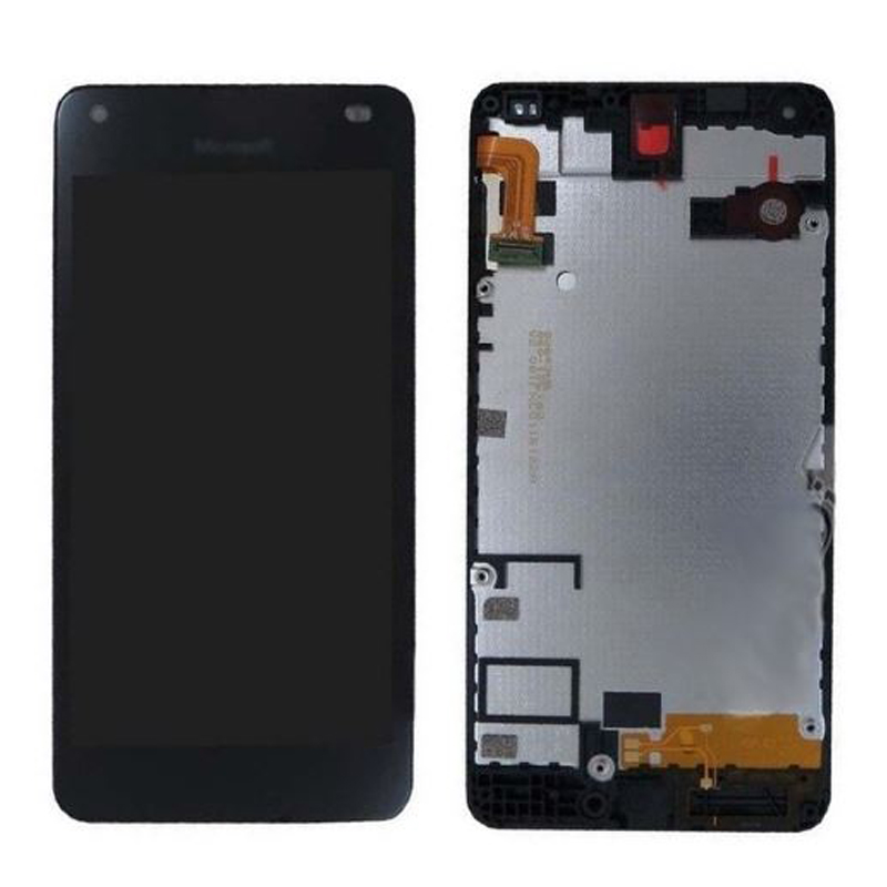 Original For Nokia Lumia 550 LCD Display with Touch Screen Digitizer Assembly with frame Free Shipping<br><br>Aliexpress