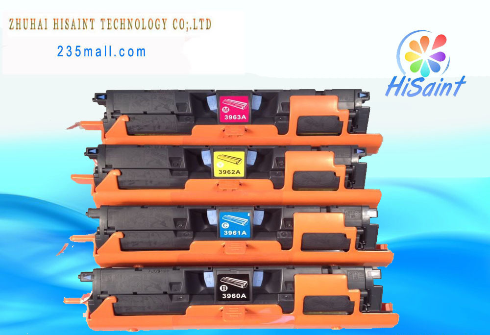 HOT Compatible for  HP Q 3962 toner Inkjets printer toner cartridge q3962 q3960<br><br>Aliexpress
