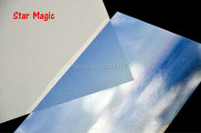 High quality Matte Cold Laminating Film A6 X 100 Sheets, 110mmx150mm Special for Advanced Photo Poster(China)