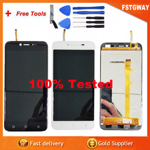For 5 inch For Gigabyte GSMART Classic LTE LCD Display and Touch Screen Screen Digitizer Assembly Replacement+Free Tools(China)