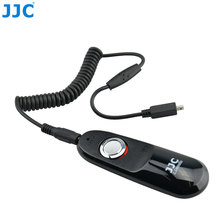 JJC Remote Shutter Cord Release Cord Replaced Cable Remote Control for SIGMA CR-31 Compatible Camera DP1/DP2/DP3 Quattro