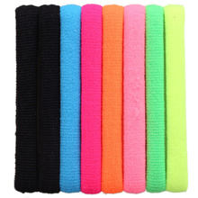 8Pcs/Set Hair Accessory Neon/Dark Color Seamless High Elastic Hair Rope Hair Accessories(China)
