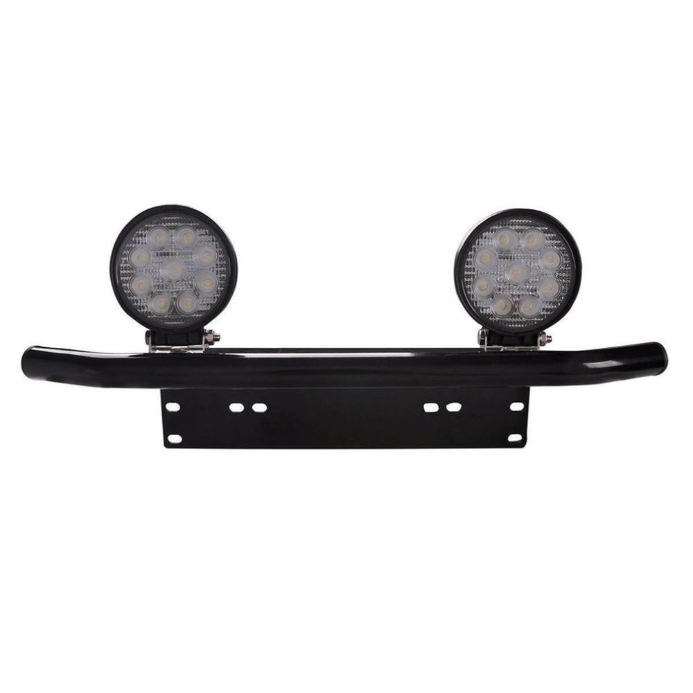 Aluminum-Truck-Bumper-Car-License-Number-Plate-Frame-Holder-LED-Car-Truck-Work-Light-Bar-Number (2)