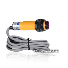 E3F-DS10P1 6-36VDC 10cm Sensor PNP NO 3 Wires Photoelectric Switch diffuse reflection(China)