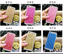 wholesale factory price  new luxury bling phone bagFor Blackberry Q30 case cover For apple DIY Diamond mobile back cover