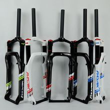"20"" Snow bike Fork Fat bicycle Forks Air Gas Locking Suspension Forks For 4.0""Tire 135mm 1800g(China)"