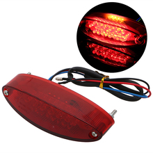 DC 12V 28LED Motorcycle ATV Dirt Bike Brake Stop Running Tail Light Universal