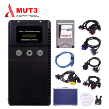 2017 Top-Rated Multi-language MUT-3 Support ECU Programmer Mitsubishi MUT3 MUT 3 Car and Truck Diagnostic Tool DHL Free Shipping