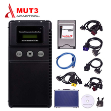 2017 Top-Rated Multi-language MUT-3 Support ECU Programmer Mitsubishi MUT3 MUT 3 Car and Truck Diagnostic Tool DHL Free Shipping(China)