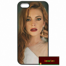 lindsay lohan punk rock Phone Cover case for iphone 4 4s 5 5s 5c 6 6s plus samsung galaxy S3 S4 mini S5 S6 Note 2 3 4 z0840(China)