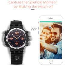 2017 Luxury MP3 Function Smart Watch for Lady Use Sport Recorder Sleep Monitor Remote Control Compatible to IOS & Andriod Phone(China)